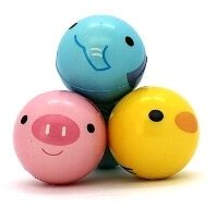 Foam animal stress ball 60mm
