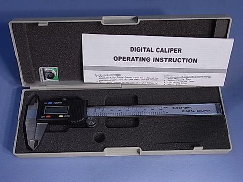 Caliper vernier digital type 150x0.01mm