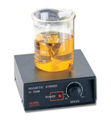 Magnetic stirrer 120mm plate 12V DC