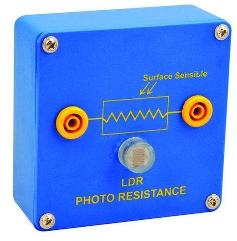Light dependent resistance
