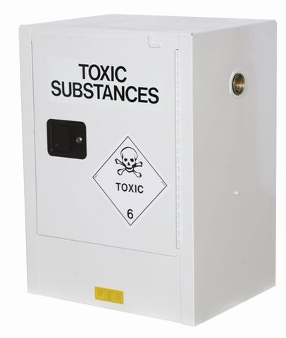 "Cabinet ""TOXIC"" 30L 1 door white"