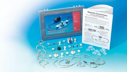 Primary magleads electricity kit