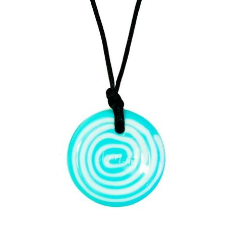 Chewigem Necklace - Button C Whirlpool
