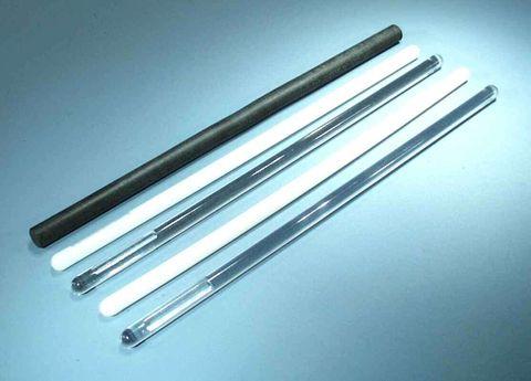 Rod electrostatic glass 300x10mm dia