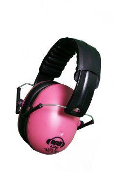 EM's 4 Kids Earmuffs - Pink
