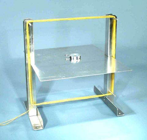 Tangent Galvanometer aluminium - PSSC