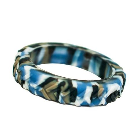 Chewigem Bangle - Tread Camo