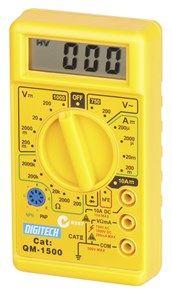 Multimeter digital 19 ranges Jaytech