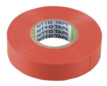 Tape Insulation 19mm x 20m Red