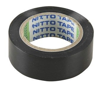 Tape Insulation 19mm x 20m Black