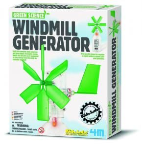 Green Science - windmill generator