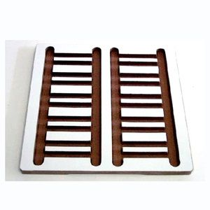 Tray for bar magnets holds 10 pair 75mm