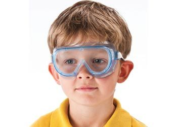 Safety Goggles plastic  (FD2400)