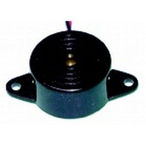 Piezo buzzer 3-16V 90dB with leads
