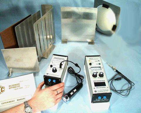 Microwave apparatus complete kit 2.8cm