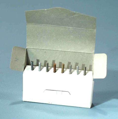 Metals kit metal rods 3mm dia - ASEP