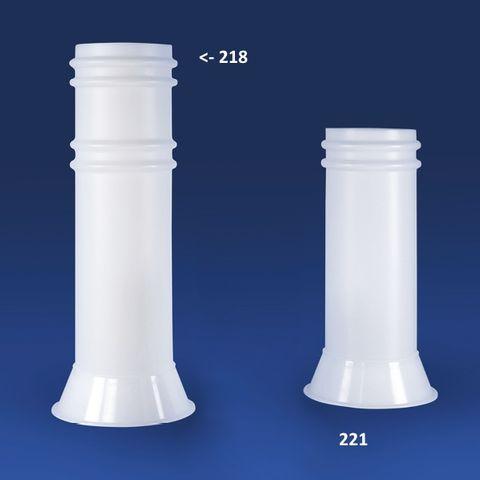 Pipette soaking jar 503mm high