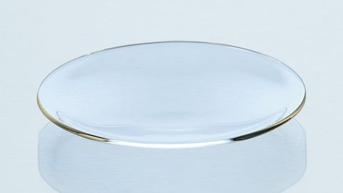 Watch glass soda lime 40mm