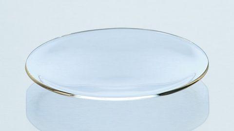 Watch glass soda lime 125mm