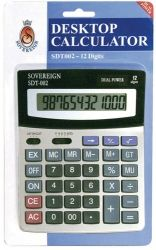 Calculator 12-digit medium desktop