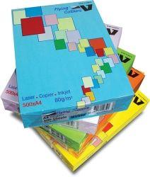 Copy paper A4 80gsm laser quality blue