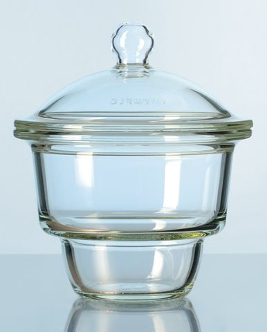 Desiccator Novus with knobbed lid 100mm