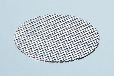 Desiccator plate metal 100mm