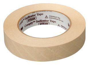 Tape Autoclave 25mmx55m 3M Brand
