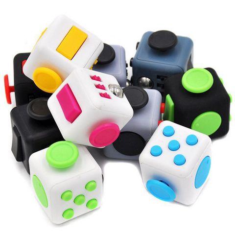 Fidget Fingers - cube