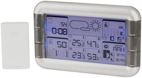 Weather station wireless outdoor sensor