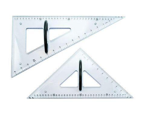 Set triangles demonstration 50cm