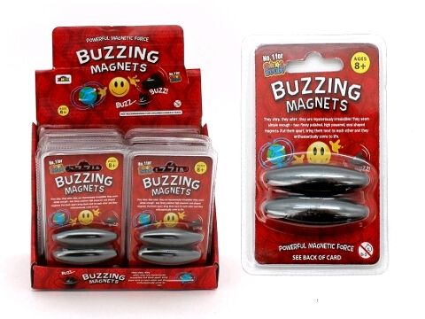Medium buzzing magnets