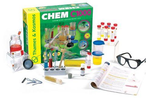 Chemistry Set Extensive - Thamos & Kosmo