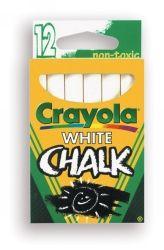 Chalk Crayola white