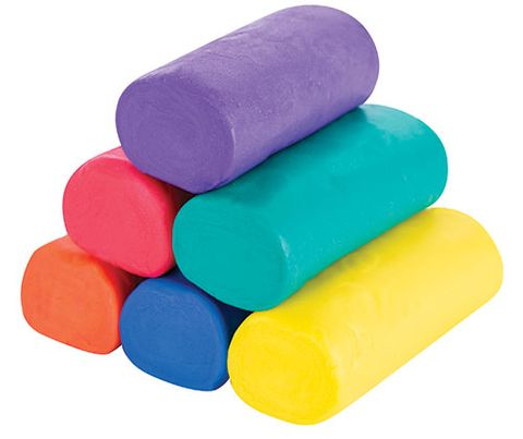 Claydough 900g assorted colours