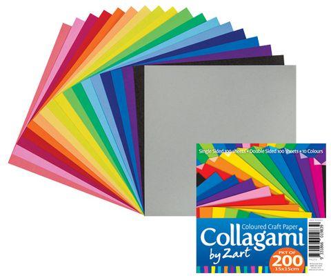 Collagami craft paper