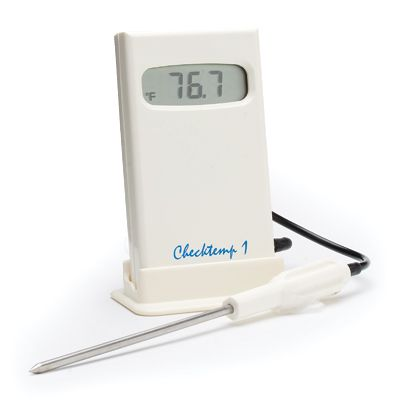 Thermometer digital 'Checktemp 1' meter