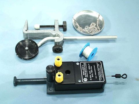Vibrator 'Meldes Apparatus' 4-8V AC