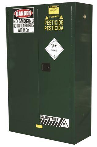 "Cabinet ""PESTICIDE"" 250L 3 shelf 2 door"