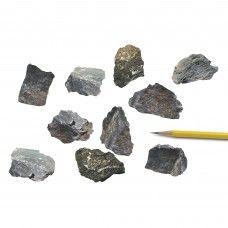 Rock - Hornfels (black)