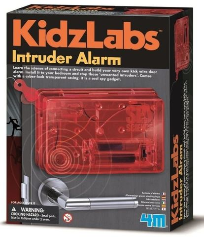 Kidz Lab - Spy Science Intruder Alarm