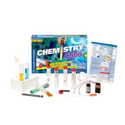 Chemistry C500 - Thamos & Kosmo