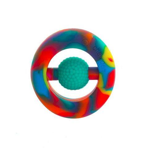 Chewigem Hand Fidget - rainbow
