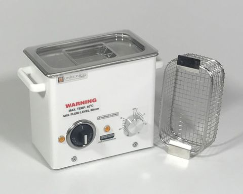 Ultrasonic cleaner 3.0lt mech. & heater