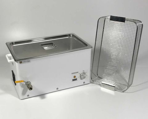 Ultrasonic cleaner 22.0lt mech. timer