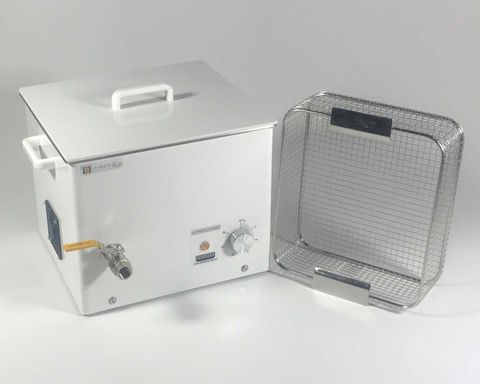 Ultrasonic cleaner 14.0lt mech. timer