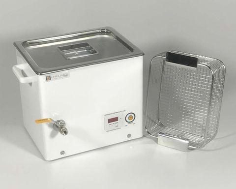 Ultrasonic cleaner 10.7lt digital timer