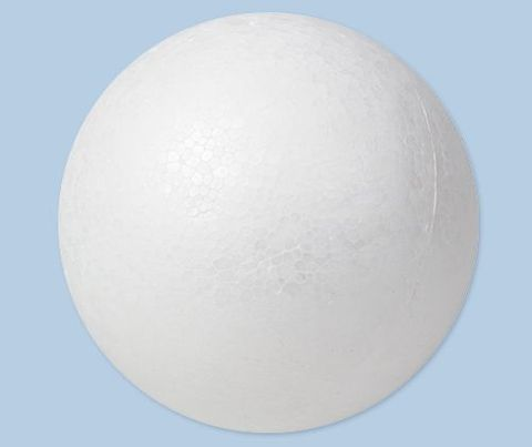 Polystyrene ball 25mm diameter