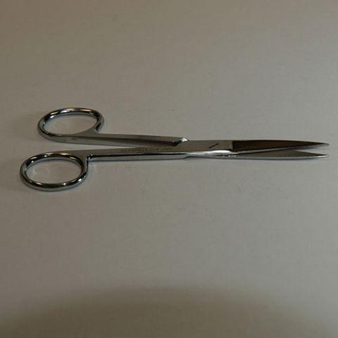 Scissors surgical sharp/sharp 100mm