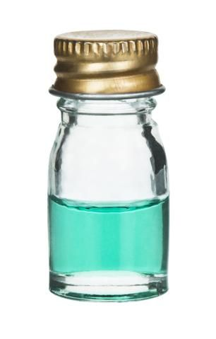 Bottle Bijou NM aluminium cap 7ml